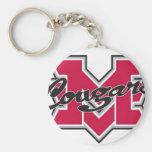 MVHS Gear Keychain