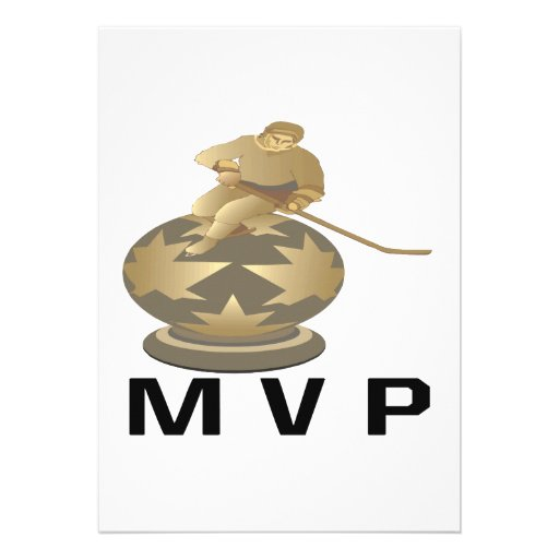 MVP PERSONALIZED ANNOUNCEMENT