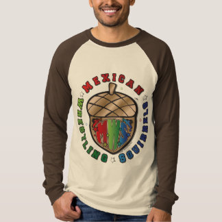 MWS flying squirrels logo! T-shirts
