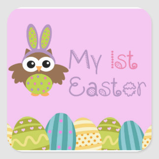 My 1st Easter Stickers