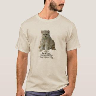 My 600 lb Cat - Basic T-Shirt