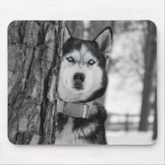 My Baby Blue Eyes Mouse Pad
