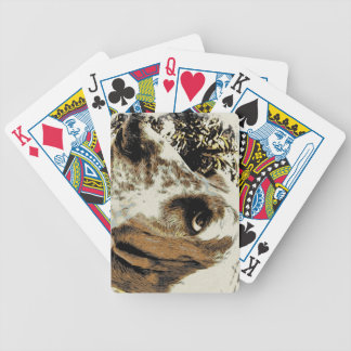 My Basset Hound Bicycle Playing Cards