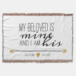 My Beloved is Mine, Scripture