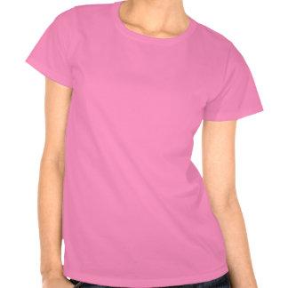 My bike is my therapist. Unisex design white/pink T-shirts
