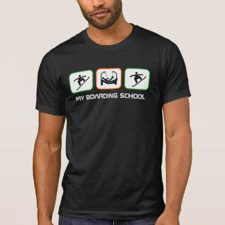 MY BOARDING SCHOOL SHIRTS