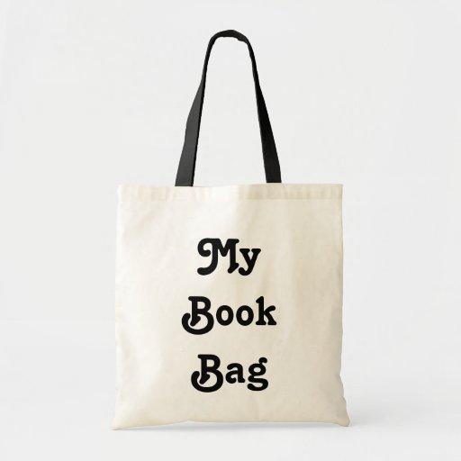 My Book Bag Tote