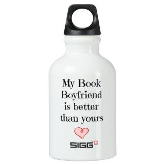 My Book Boyfriend is better than yours SIGG Traveller 0.3L Water Bottle