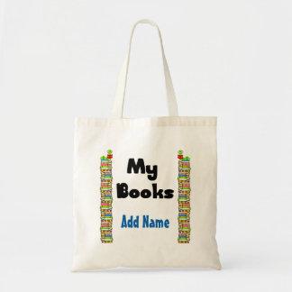 My Books Budget Tote Bag
