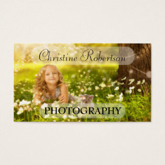My Business Photography   Professional Business Card