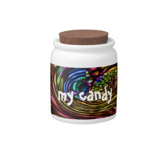 My candy candy jar