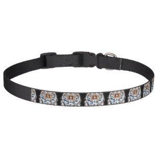 My Cat is Acting Up Wild Tiger Energy Pet Collars