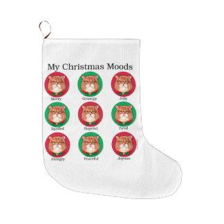 My Christmas Moods Stocking