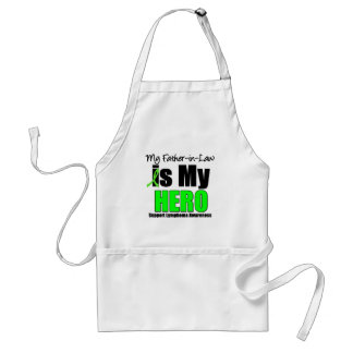 My Father-in-Law is My Hero Adult Apron