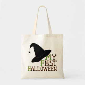 """""""My First Halloween"""" Trick-Or-Treat! Bag - 1"""