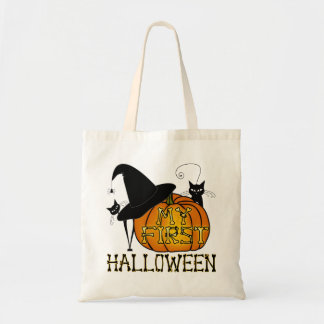 """""""My First Halloween"""" Trick-Or-Treat! Bag - 2"""