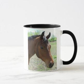 My Friend, The Horse Mug