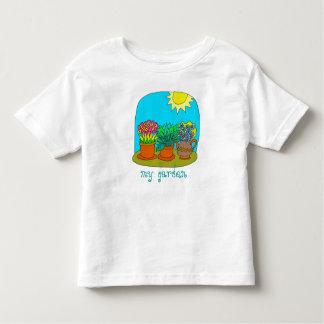 My garden. toddler T-Shirt