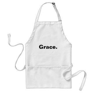 Mygraceissufficientfor you standard apron