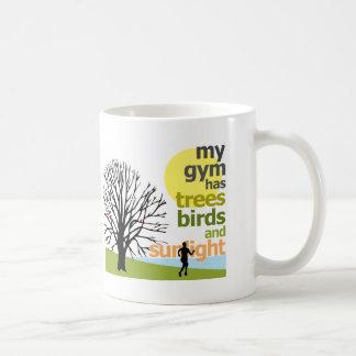 My Gym Has Trees Coffee Mug