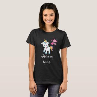 My heart beats Unicorn Lover T-Shirt