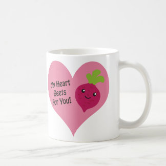 My Heart Beets for you Coffee Mug