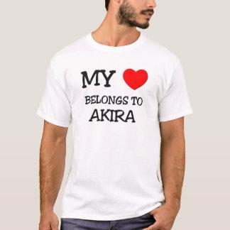 My Heart Belongs To AKIRA T-Shirt