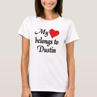 My heart belongs to Dustin T-Shirt