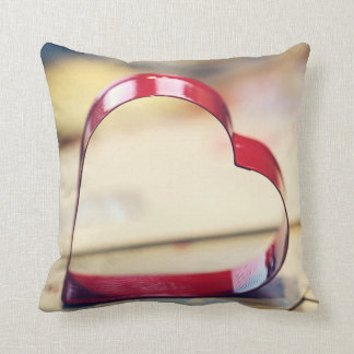 My heart is your heart pillows