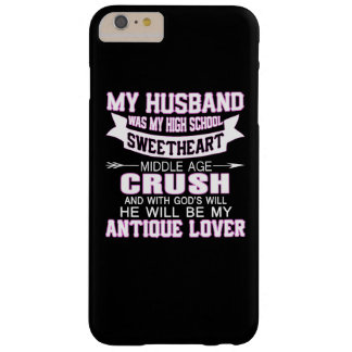 My Husband Was My High School Sweetheart Barely There iPhone 6 Plus Case
