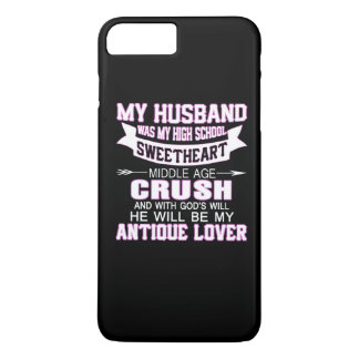 My Husband Was My High School Sweetheart iPhone 8 Plus/7 Plus Case