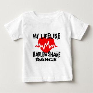 MY LIFE LINA HARLEM SHAKE DANCE DESIGNS BABY T-Shirt