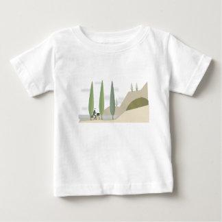 My Little Dreamscape - Baby Fine Jersey T-Shirt