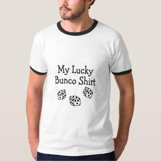 My Lucky Bunco Shirt