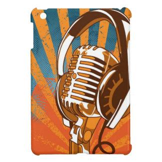 My Mic Man On Radio Case For The iPad Mini