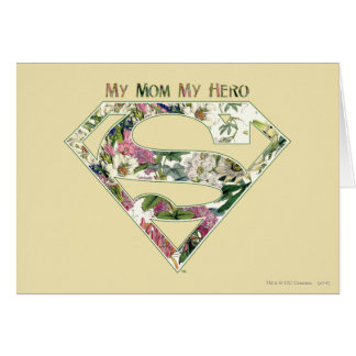 My Mom My Hero Card