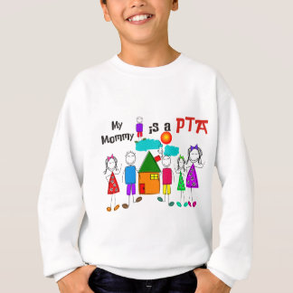 My Mommy is a Physical Therapy Assistant Sweatshirt