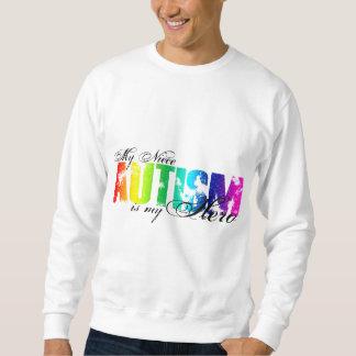 My Niece My Hero - Autism Sweatshirt