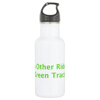 My Other Ride Is A Green Tractor 532 Ml Water Bottle