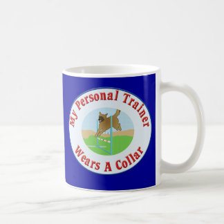My Personal Trainer Basic White Mug