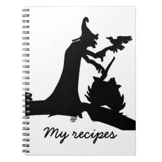 My recipes notebook