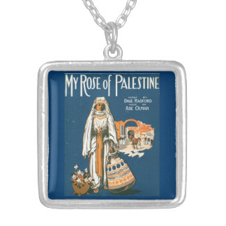 My Rose of Palestine necklace