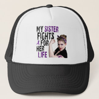 My SISTER Fights For her Life.... Trucker Hat