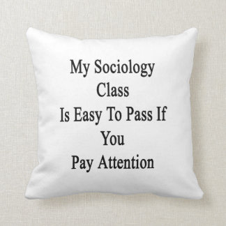 Is Sociology A Easy Class?