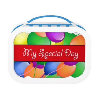 My Special Day Lunch Box