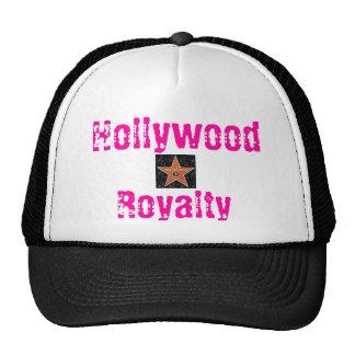 my star, Hollywood, Royalty trucker hat