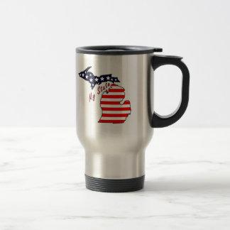 My State: Michigan Travel Mug