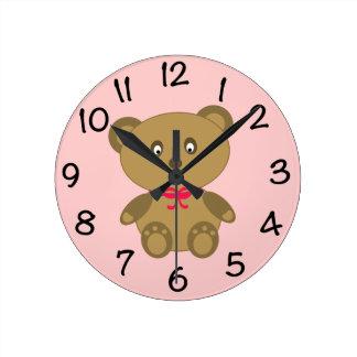 My Teddy Bear Wall Clocks