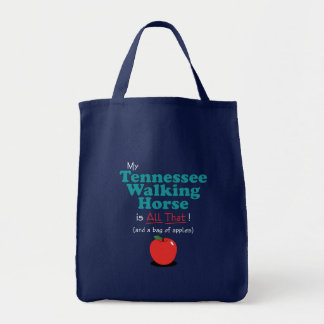 My Tennessee Walking Horse is All That! Tote Bag