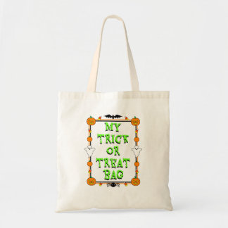 My Trick or Treat Halloween Bag